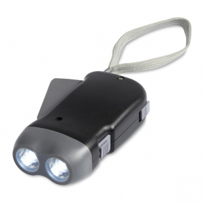 Robin 2 Led Dynamo Torch