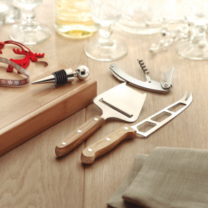 Wine&Cheese Chesse And Wine Set