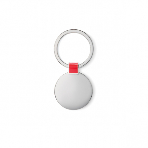Roundy Round Shaped Key Ring
