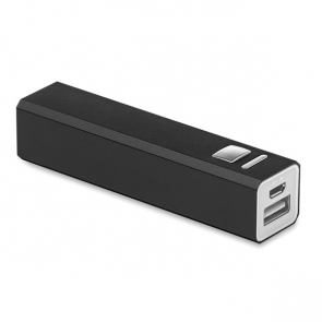 Poweralu Aluminium Power Bank 2200mAh