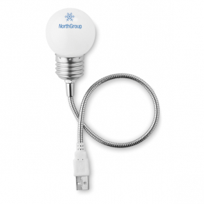 Bulblight USB Light In Bulb Shape