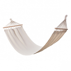 Hammaca Hammock (80X200) Canvas Incl Wooden Frame And Canvas Pouch
