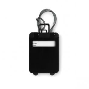 Traveller Luggage Tag (Trolley Shape)