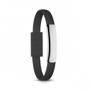 Cablet Silicone Bracelet Cable With Micro USB