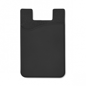 Silicard Silicone Cardholder For Phone With 3M Tape