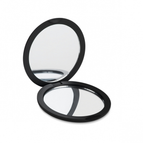 Stunning Double Side Mirror (Rubberized Finish)
