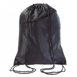 Bigshoop Large Polyester Drawstring Bag