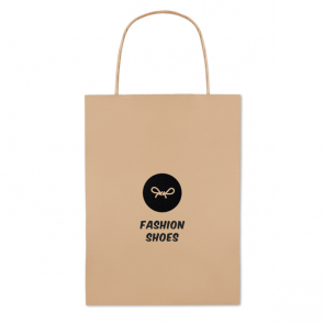 Paper Small Gift Paper Bag Small Size (16X10X23Cm)
