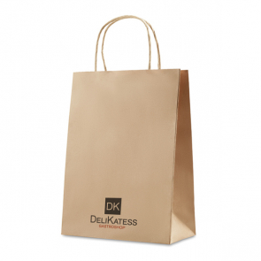Paper Medium Gift Paper Bag Medium Size (22X11X30Cm)