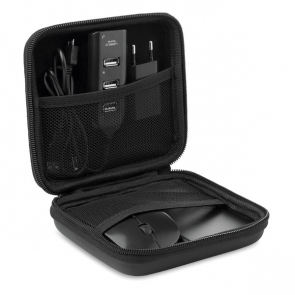 Powerset Travel Pouch Incl Powerbank 5000 Mah/Mouse/Plug/Hub/Cable