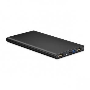 Powerflat8 Flat Aluminium Case Power Bank 8000 Mah