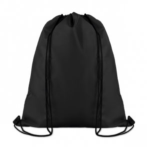 Pocket Shoop Drawstring Bag