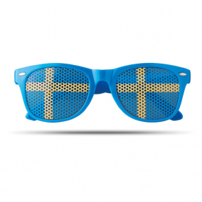 Flag Fun Sunglasses With Sweden Lens