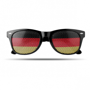 Flag Fun Sunglasses With Germany Lens