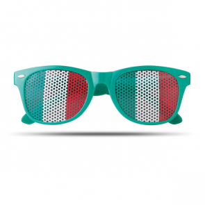 Flag Fun Sunglasses With Italy Lens