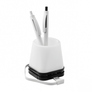 Fuji Multi Function 4 Port USB Hub