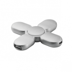 Spinner Hub 3 Port USB Spinner Power Hub