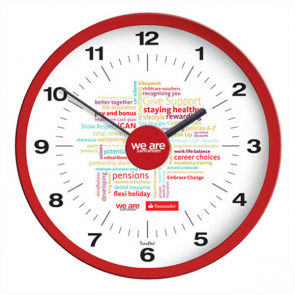 Perth 33cm Wall Clock