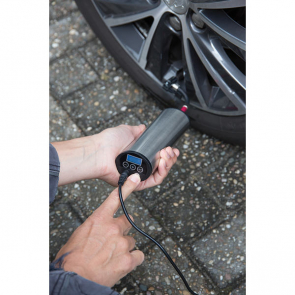 Automatic Tyre Pump