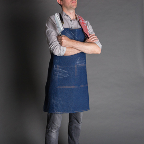 Deluxe Denim Apron