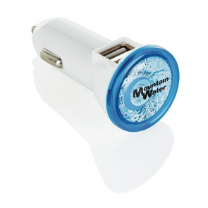 Powerful Dual Port Car Charger