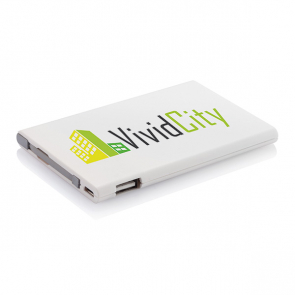Ultra Thin 2.500 mAh Powerbank