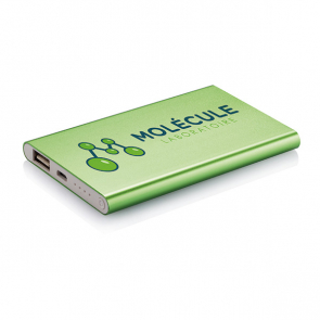 4000mAh Slim Powerbank
