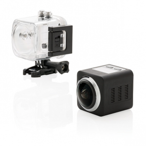 360 Degree 4K Action Camera