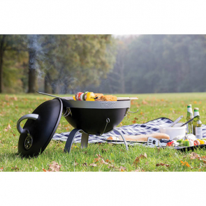 "Swiss Peak 14"" Portable Barbecue"