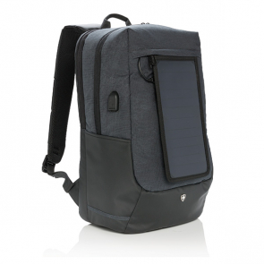Swiss Peak Eclipse Solar Backpack