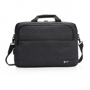 "Swiss Peak Modern 15"" Laptop Bag"