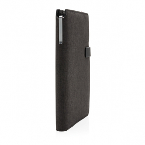 Kyoto A5 Notebook Cover With Organizer