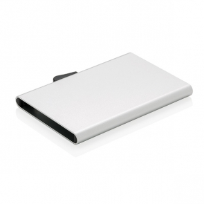 C-Secure Aluminum Rfid Card Holder