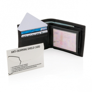 Anti-Skimming Shield Card