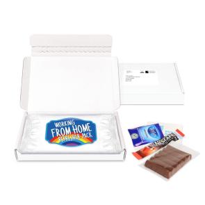 Postal Packs – Midi Postal Box - Large Refresher Pack - PAPER LABEL