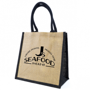 Halton Eco-Friendly Jute Shopper