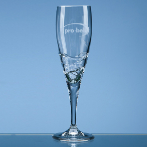 Verona Crystalite Champagne Flute