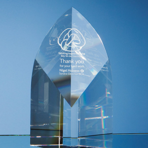 Optical Crystal Arch Award