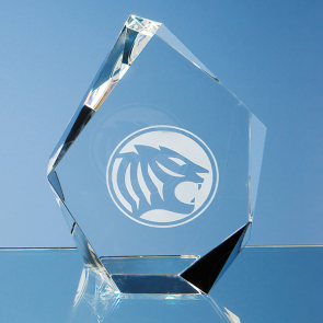 Optical Crystal Facet Iceberg Award
