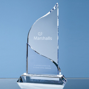 Optical Crystal Grand Bleu Award