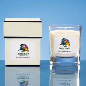 Personalised Scented Home Candle