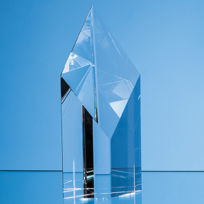 Optical Crystal Narrow Diamond Award