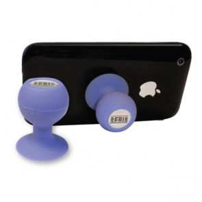Silicon Ball Phone Stand