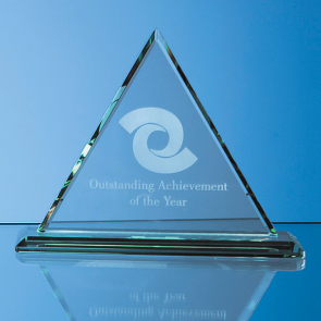 Jade Glass Pyramid Award