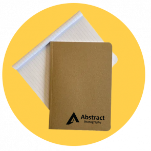 Kraft-e Recycled A5 Flexi Notebook
