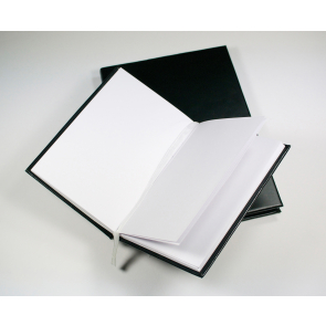 Warwick A6 Leather Bound Notebook