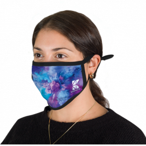 Foto Face Mask with Adjustable Straps