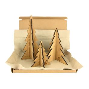 Bamboo Xmas Eco Postal Gift Pack