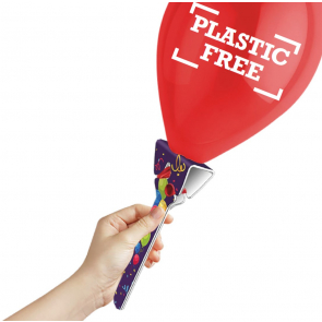 BalloonGrip - The Biodegradable Balloon Holder