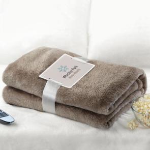 Davos Blanket Flannel